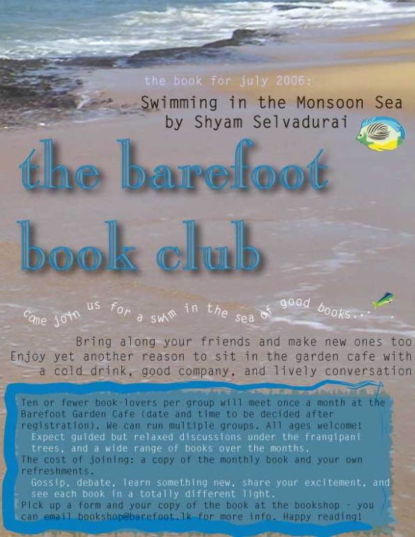 The Barefoot Book Club