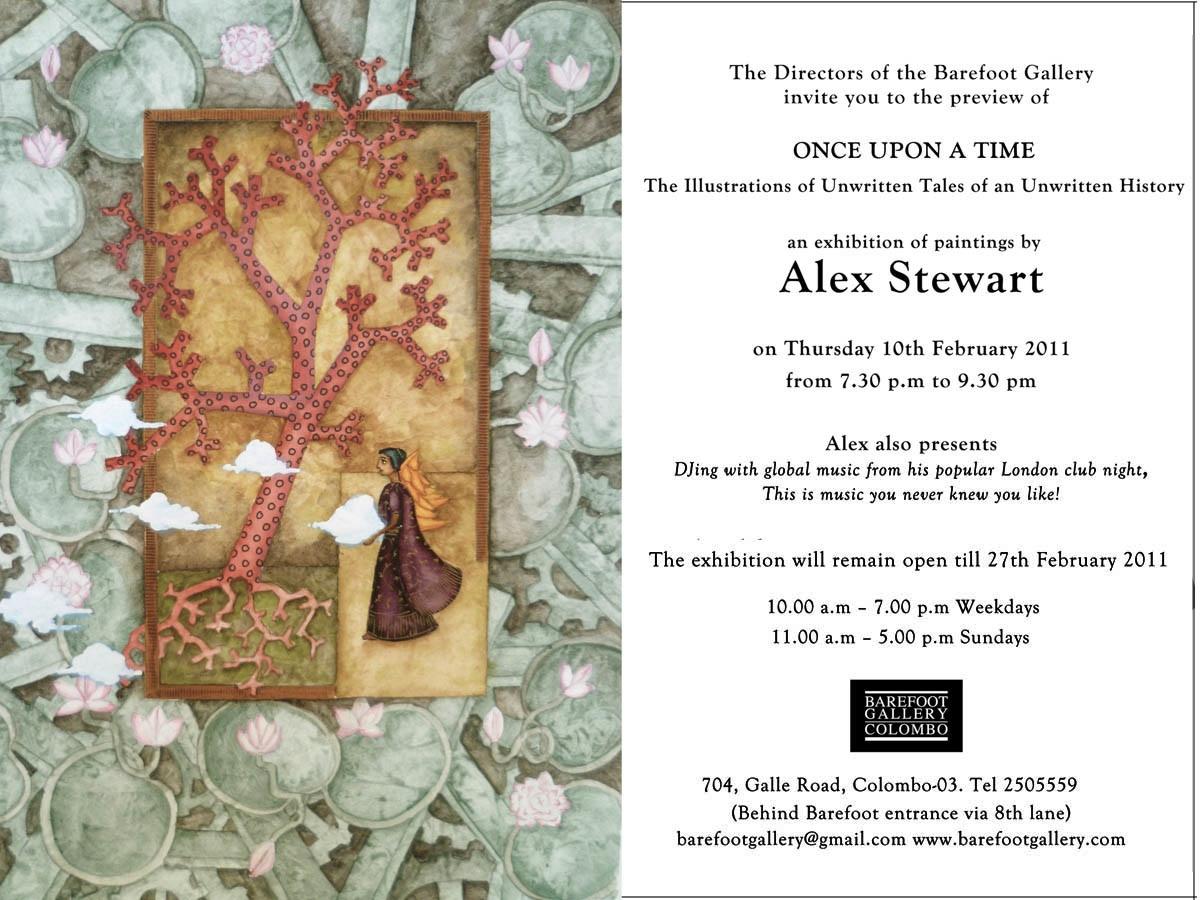 Uk artist nazreen sansoni this exhibition follows on from the paintings stopboris Choice Image