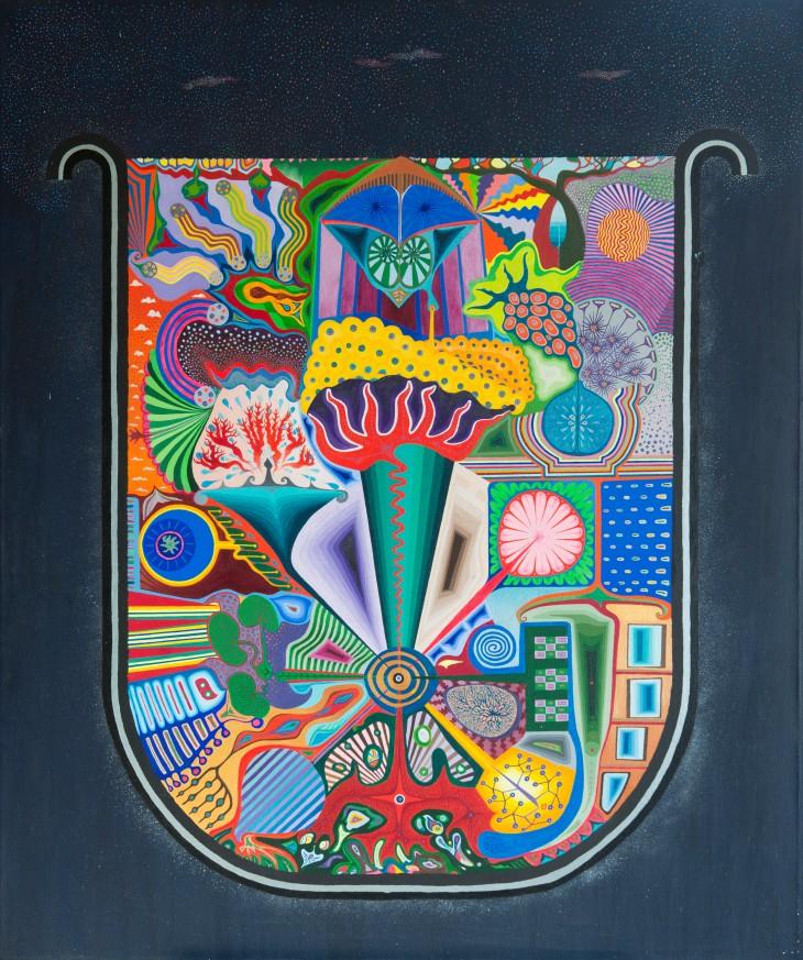 Mike Harridge - paintings.